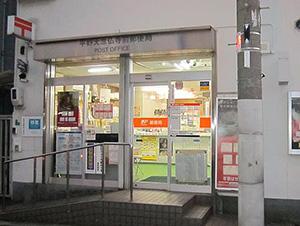 平野大念仏寺前郵便局 徒歩8分
