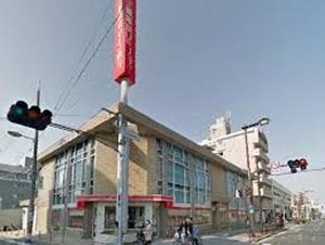 三菱東京UFJ銀行 平野南口支店 5分