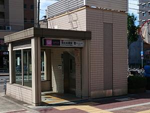 地下鉄谷町線「関目高殿」駅 徒歩4分