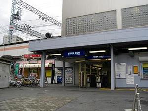 京阪「関目」駅 徒歩8分